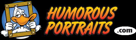Humorous Portraits caricatures